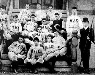 1892 Maryland Aggies football team American college football season
