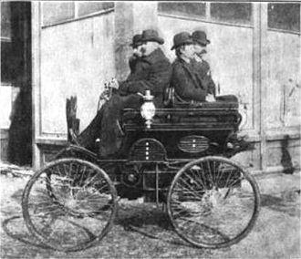 Haynes-Apperson - 1894 Haynes-Apperson