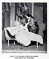 1902-04-19, Blanco y Negro, Alma y vida, acto IV, la duquesa (señorita Moreno), Juan Pablo (señor Thuillier), Cifuentes.jpg