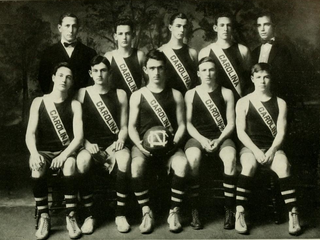 1910–11 North Carolina Tar Heels mens basketball team