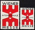 1910-1930 circa Julius Klinger Reklamemarken Wiener Internationale Messe.jpg