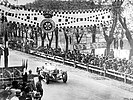 1931-04-12 Mille Miglia winner Mercedes SSKL Caracciola e Sebastian.jpg