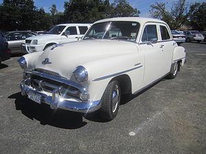 Plymouth Cranbrook - Image: 1951 Plymouth Cranbrook Sedan