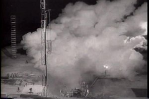 Datei:1958-02-06 Vanguard Fails in Second Launching.ogv