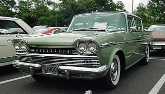AMC Ambassador - 1960 Ambassador V8 by Rambler