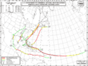 1960 Atlantic hurricane season map.png