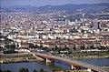 196R15180890 Blick vom Donauturm, Handelskai, Brigittenauer Brücke, Müllverbrennung Spittelau.jpg