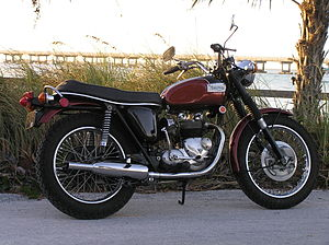 Triumph Tiger Daytona - Wikipedia