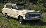 1975 Jeep Cherokee in beige, front right.jpg