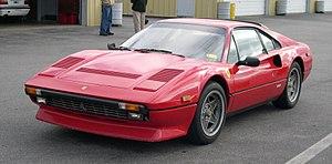 Ferrari 308 GTB/GTS - Image: 1984 Ferrari 308 GTB qv