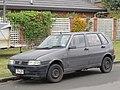 1991 Fiat Uno 60S (32246782013).jpg