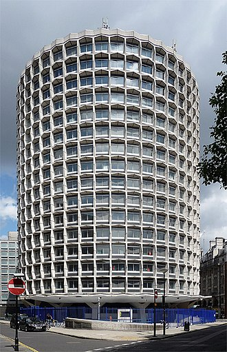 Commission for Architecture and the Built Environment - One Kemble Street