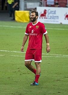 Patrik Berger Czech former professional footballer