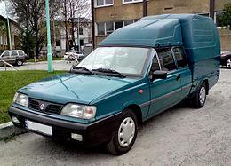 Daewoo FSO Truck Plus - WikiVisually