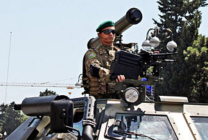 Day of the Armed Forces of Azerbaijan - Image: 1paradaze