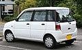 1st generation Subaru Pleo rear.jpg