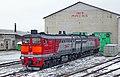 2ТЭ10М-0886, Россия, Архангельская область, ПМС-65 (Trainpix 208731).jpg