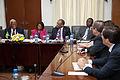 20-05-2014- Georgetown-Guyana, Intervencion del Canciller Ricardo Patiño en la sesion plenaria de la ( COFCOR ) IMG 7867 (14052329758).jpg