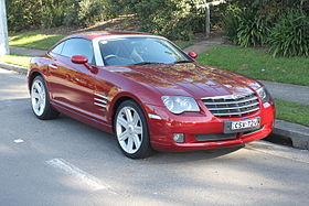 2004 Chrysler Crossfire (ZH MY04) coupe (18781236344).jpg