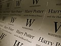 2005-07-15 - London - Waterstones - Harry Potter and the Half-Blood Prin (4887462265).jpg