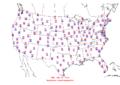 2006-07-04 Max-min Temperature Map NOAA.png