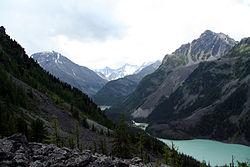 Altay mountains (Lake Kucerla)