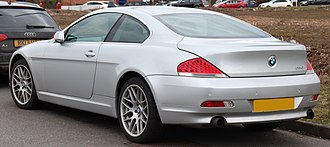 BMW 6 Series - E63 630i