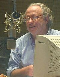 2007-04-14, Mario Wainfeld entrevista a Liliana Herrero.JPG
