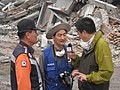 2008년 중앙119구조단 중국 쓰촨성 대지진 국제 출동(四川省 大地震, 사천성 대지진) IMG 6006.JPG