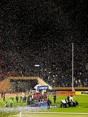 Pohang Steelers - Pohang Steelers have won their third AFC Champions League title in 2009.