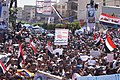 2011–2012 Yemeni revolution (from Al Jazeera) - 20110301-05.jpg