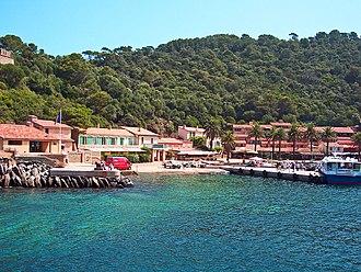 Îles d'Hyères - Image: 2011 07 09. Port Cros. (7)