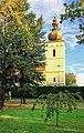 2012 Powiat pszczyński, Pawłowice, Kościół św. Jana Chrzciciela (08).jpg