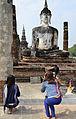 201312131203a HL ps Sukothai, Wat Mahathat.jpg