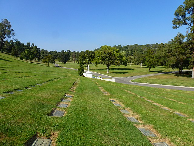 File:2013 - View N from East of the Great Mausoleum, Forest Lawn ...