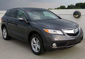 Acura RDX - 2013 Acura RDX