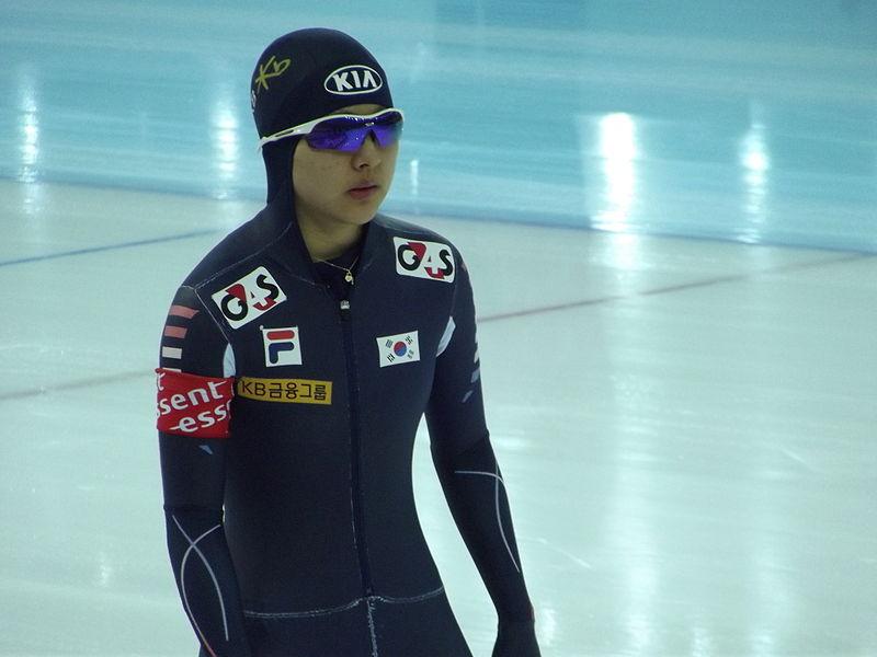 Kim Po-rum v roce 2013