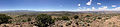 "2014-06-13 12 33 59 Panorama south and west from the summit of ""E"" Mountain in the Elko Hills of Nevada.JPG"