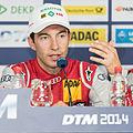 2014 DTM HockenheimringII Mike Rockenfeller by 2eight 8SC5363.jpg