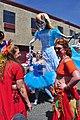 2014 Fremont Solstice parade - Alice-Calavera 17 (14499940861).jpg