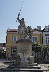 Pomnik Bartosza Głowackiegow Tarnobrzegu