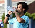 2014 US Open (Tennis) - Qualifying Rounds - Yuichi Sugita (14846723289).jpg