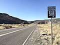 2015-01-15 10 58 59 View south from the north end of Nevada State Route 317 at U.S. Route 93 in Caliente, Nevada.JPG