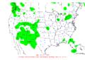 2015-10-07 24-hr Precipitation Map NOAA.png