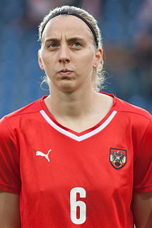 Katharina Schiechtl Austrian association football player