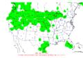 2016-04-25 24-hr Precipitation Map NOAA.png
