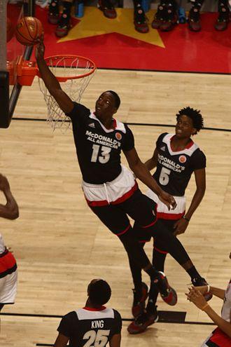 2016–17 Southeastern Conference men's basketball season - Bam Adebayo, Kentucky