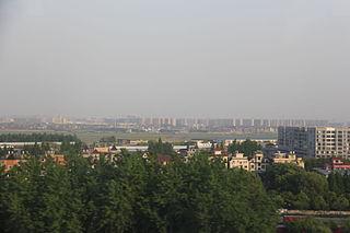 Hangzhou Jianqiao Airport airport in Hangzhou, Zhejiang, China