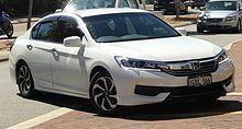 Honda Accord Vti Australia Facelift