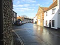 2017-01-10 Looking west along Albert street, Holt.JPG
